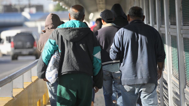 La autodeportación, ¿una idea promovida por la administración de Donald...
