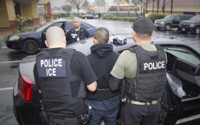 ICE ha estado muy activo en los últimos días haciendo reda...