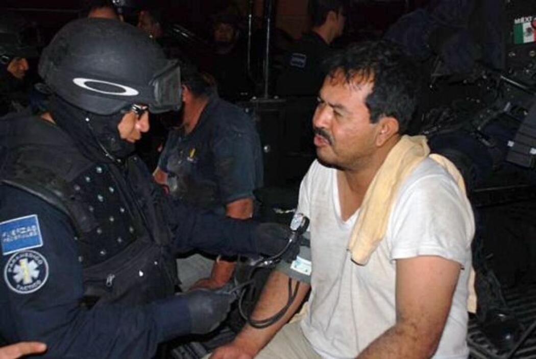 Hace un año la policía rescató a dos periodistas secuestrados por el car...