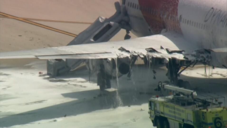 Se incendia avión que salía de Ft. Lauderdale a Venezuela