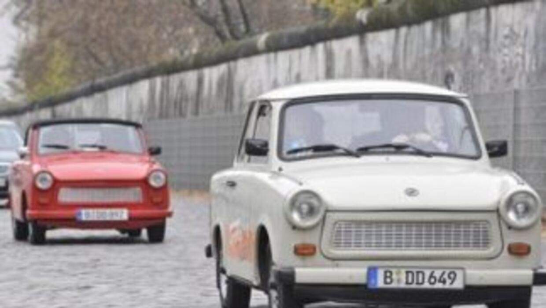 El icónico Trabant aparecerá en el Autoshow de Frankfurt