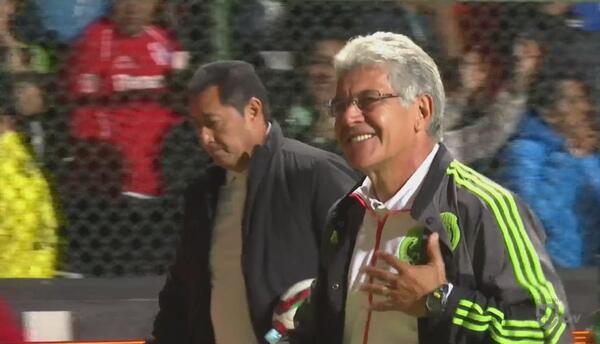 Así se vivió el México vs. Panamá en el Nemesio Diez