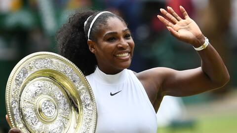 Serena Williams Campeona Wimbledon