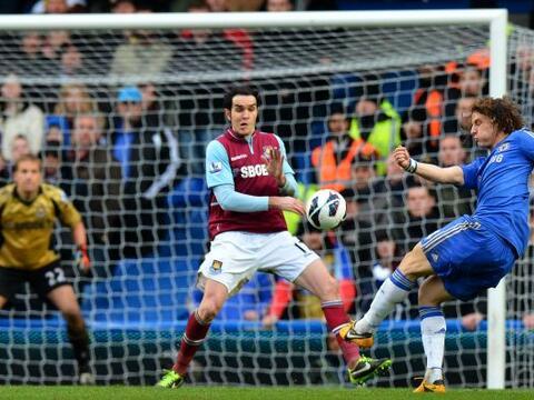Chelsea tuvo acción en la jornada dominical de la fecha 30 en la...
