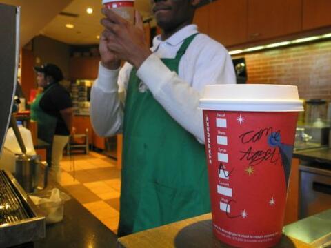 Starbucks lanzó una campaña para presionar a legisladores...