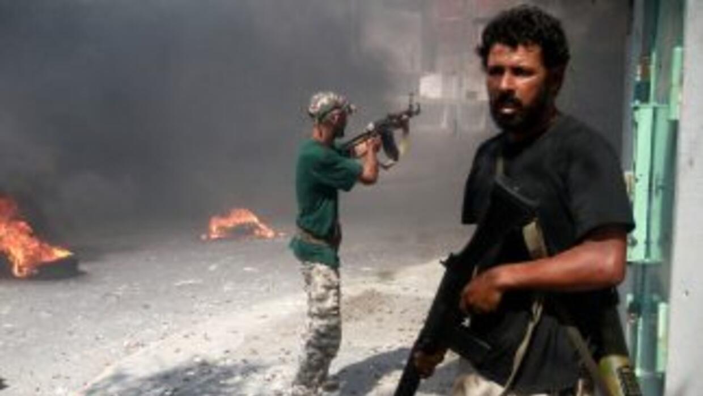 Los rebeldes ñlibios del CNT se comprometieron a garantizar que la nueva...