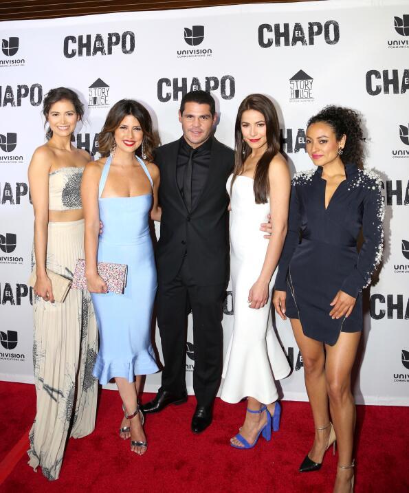 El Chapo premiere