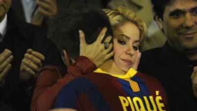 La mediática relación que mantiene Gerard Piqué con Shakira podría distr...