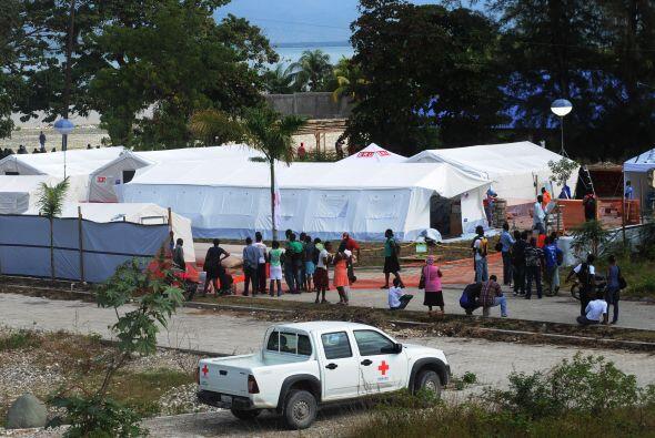 El cólera se ha propagado a todas las regiones del país debido a condici...