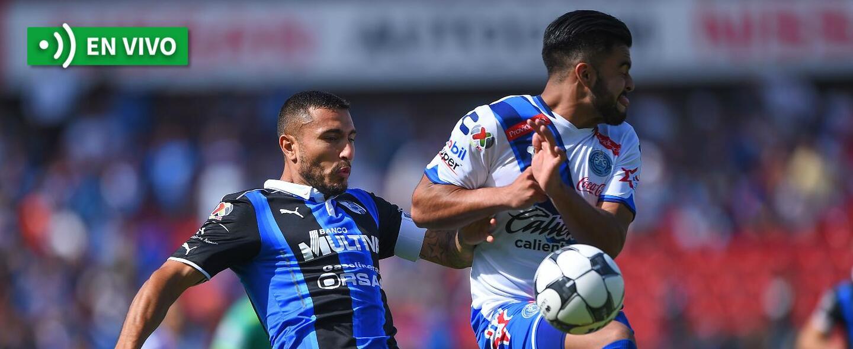 En vivo Gallos Blancos vs. Puebla