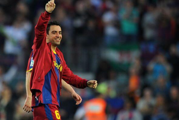 El Barcelona festejó el triunfo final de 2-0 y sólo necesi...