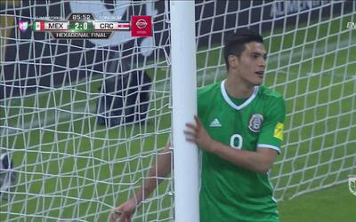 Raúl Jiménez se inventa el error de la jornada en Concacaf