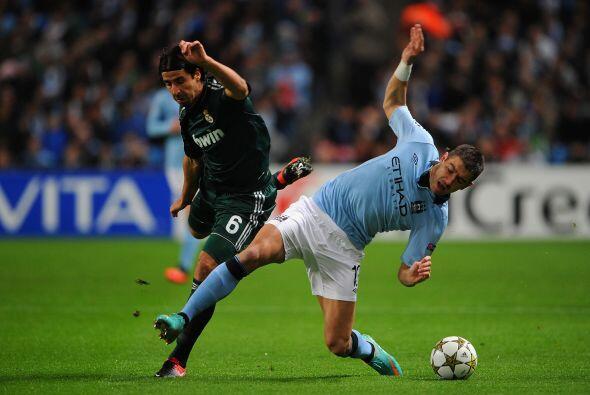 Cierre intenso de la quinta jornada de la Champions League en el estadio...