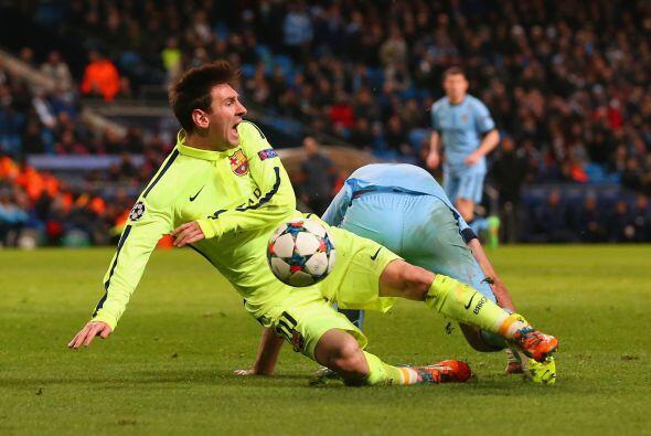 En tiempo de compensación Barcelona tendría la oportunidad...