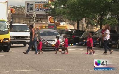 Disminuyen el límite de velocidad en las calles de NY