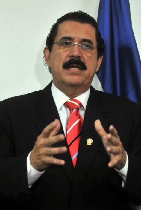 Mientras tanto, un juez hondureño ordenó mantener abiertos los juicios p...