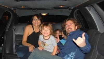 La familia McStay desapareció en febrero de 2010. Foto: www.mcstayfamily...