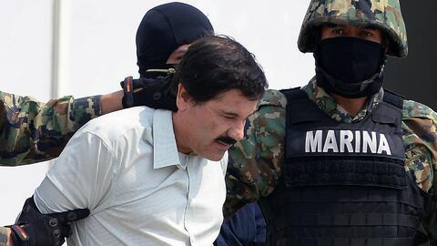 Defensa de 'El Chapo' Guzmán presenta dos recursos contra la extradición...