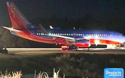 Polémica por un avión que aterrizó en el aeropuerto equivocado