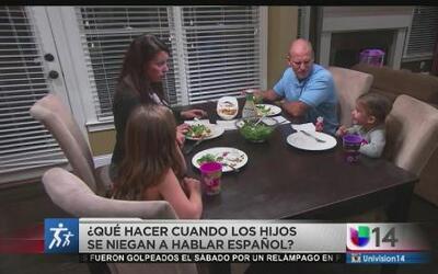 Aprende a fomentar el uso del español en tus hijos