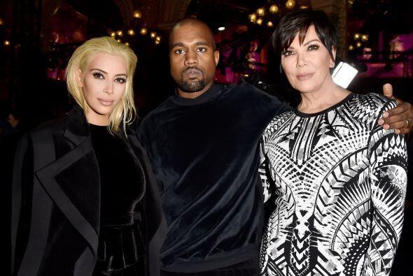 ¿Habrá sido Kanye el responsable de este nuevo look?