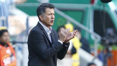 Juan Carlos Osorio.