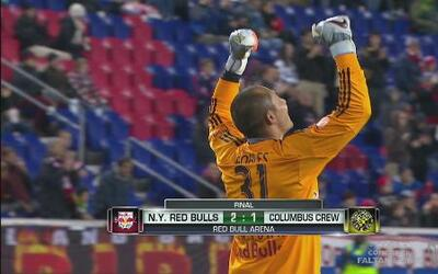 New York Red Bulls se pone como líder tras vencer a Columbus