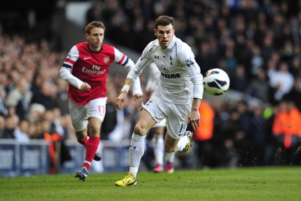 El galés Gareth Bale está viviendo uno de los mejores momentos de su car...