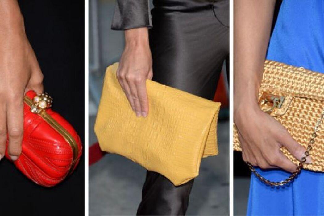 Es chiquita, las puedes llevar a todos lados y 'ultra fashion', las bol...