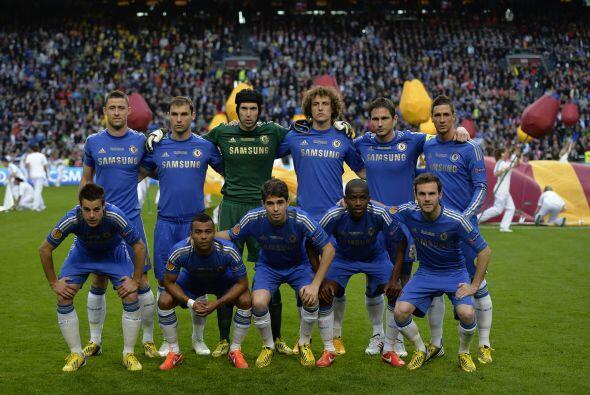 Por su parte, los ingleses venían de apenas levantar la Champions League...