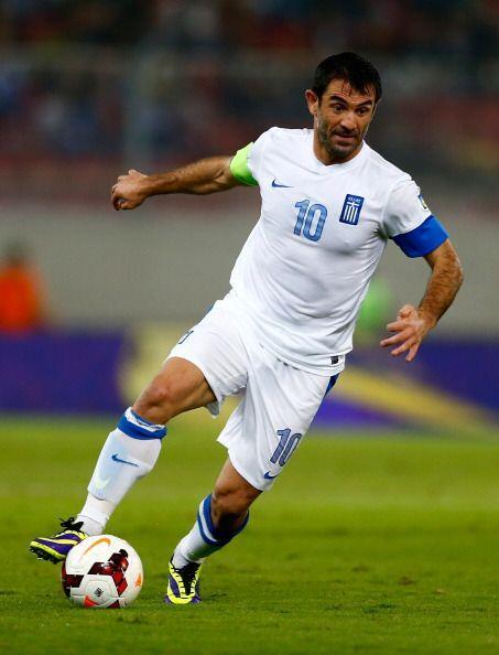 Giorgios Karagounis.- El 'eterno' Karagounis va por su segunda Copa del...