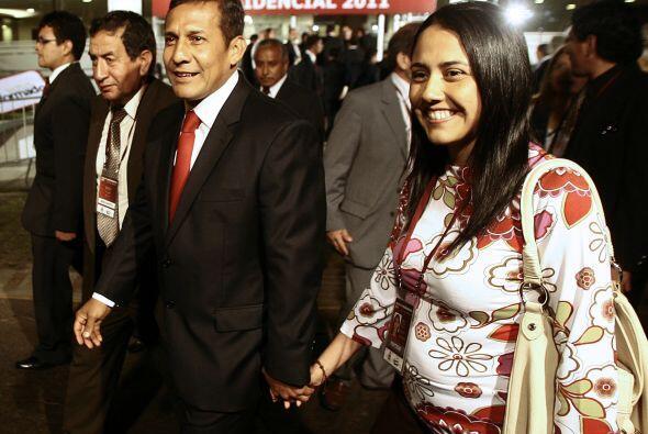 Ollanta Humala dirigió un levantamiento militar fallido contra el presid...