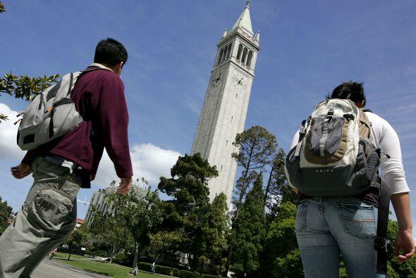 University of California: Berkeley - Número de Estudiantes: 36,137 - Crí...
