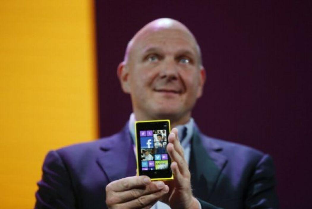 La tecnología Windows Phone 8, con la que Microsoft quiere diferenciarse...