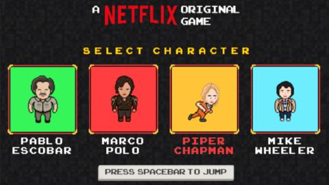En el juego de Netflix puedes escoger entre ser Pablo Escobar, Marco Pol...