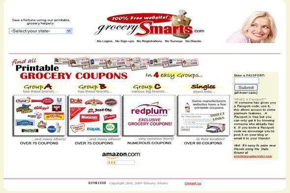 GROCERY SMARTS - Localiza los artículos y precios en los últimos catálog...