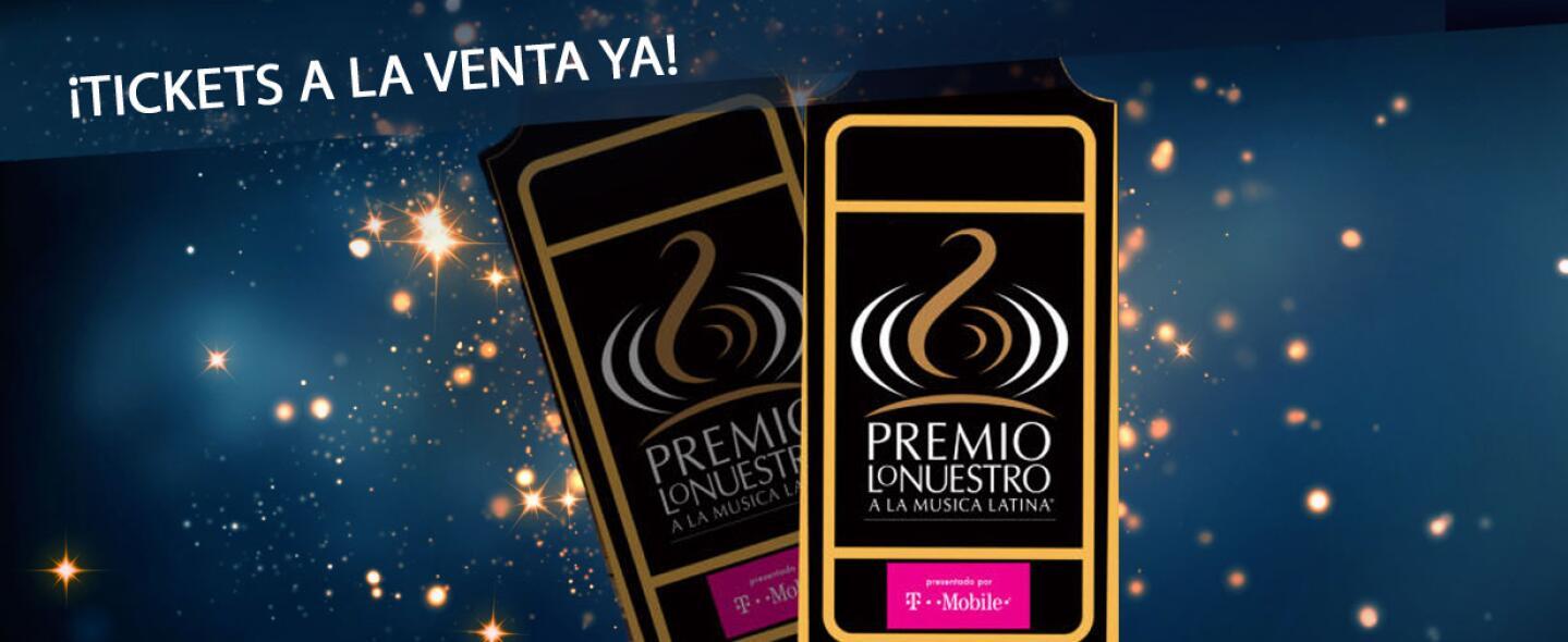Compra ya tus entradas a Premio Lo Nuestro 2017.