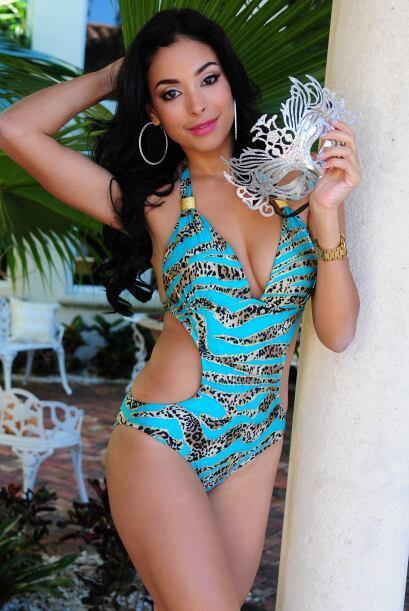 La bella dominicana se convirtió en la sép
