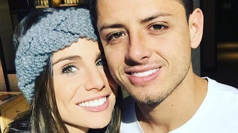 El 'Chicharito' ya tiene fecha para su boda con su novia Lucía Villalón