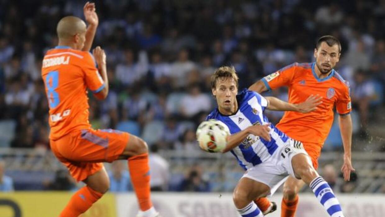 Canales logró el empate ante unos valencianos que dejarán de ocupar la z...