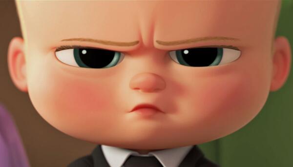 ¡Cuidado con 'The Boss Baby'!