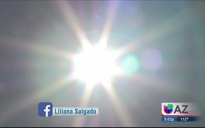 Alertan sobre los peligros del calor en los niños