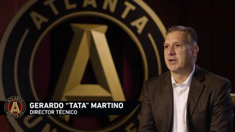 Tata Martino, sobre su llegada a Atlanta United FC