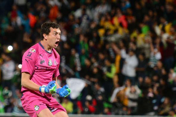 El Muro: A pesar de que el gol de Tigres fue un lujo,  Agustín Marchesín...