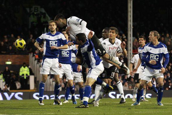 Clint Dempsey, una vez más, marcó el gol del Fulham que em...