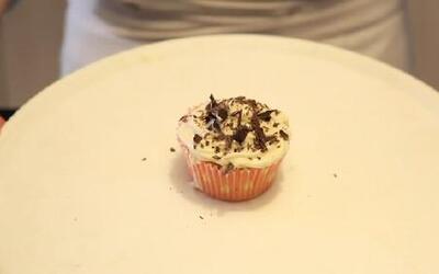 Deliciosos cupcakes con frutas secas