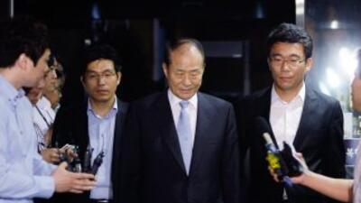 Es la primera vez que un hermano de un presidentesurcoreanoen activo e...