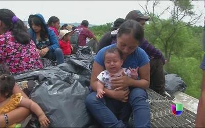 México mejorará la vigilancia en las líneas férreas y aumentará la veloc...