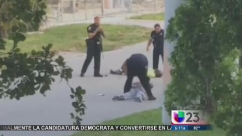 Revelan llamada de emergencia que terminó con un terapeuta herido de bala