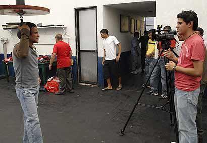 Conversó largo y tendido con Univision.com.